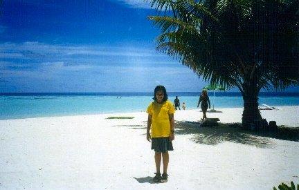 sanju at the beach.jpg